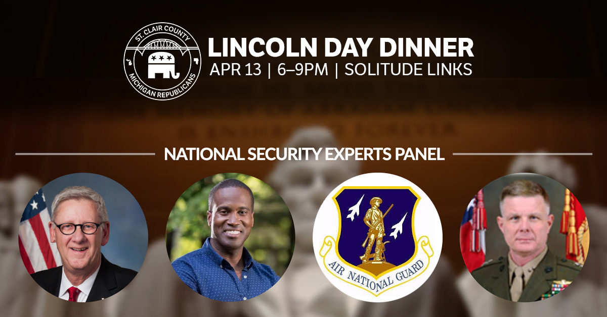 SCCGOP Lincoln Day Dinner